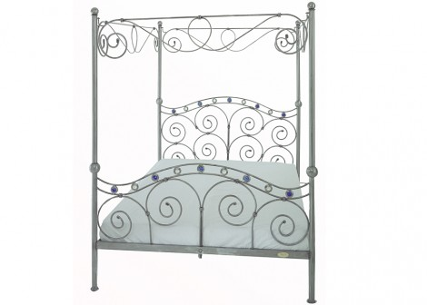 Glass Marble Bed Adrian Reynolds Bespoke Beds Metal