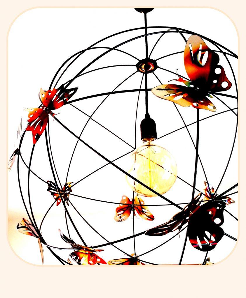 Butterfly globe1